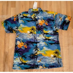 Men's Shirt with palm trees...