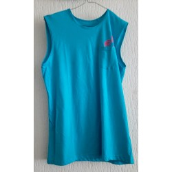 Men's T-shirt / Tanktop blue