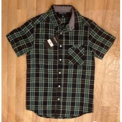 Men's shirt checkered dark...