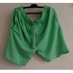 Men Short reflector green