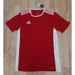 Men's T-shirt Adidas dark red