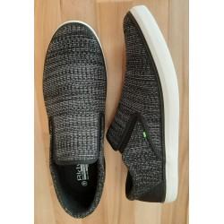 Men's shoe canvas slip-on