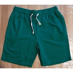 Men Short dark green
