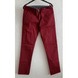 Neat long pants Slim Fit...