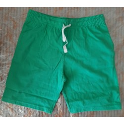 Boys shorts green