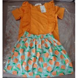Girls set: Girls blouse...