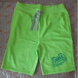 Boys short reflector green...