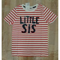 Boys T-shirt 'Little Sis'