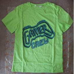 Boys T-shirt reflector...