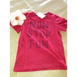 Boys T-shirt 'Non Stop Fun'