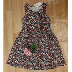 Children's dress floral