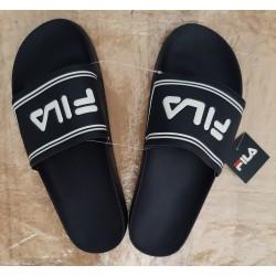 Men's slippers dark blue...