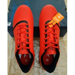 Football shoe Dutchy red