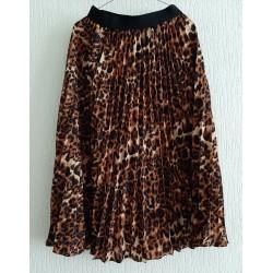 Women's skirt folded