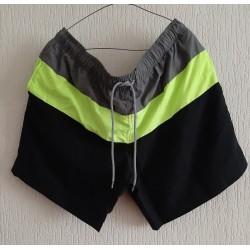 Men's Short colored green /...