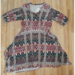 Maxi ladies dress colored /...