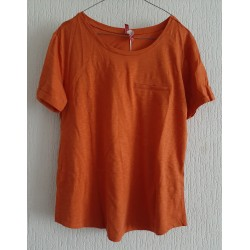 Ladies T-shirt / Top orange
