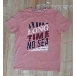 T-shirt LONG TIME NO SEA