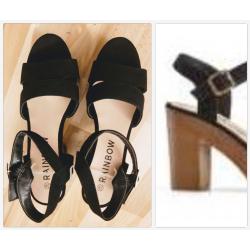 Ladies shoe - Block heel...