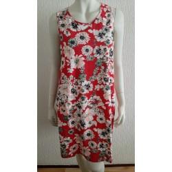 Ladies dress red / white...